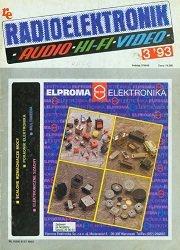Журнал Radioelektronik №3 1993