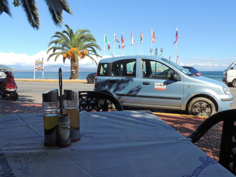 Fiat Penda от прокатной конторы