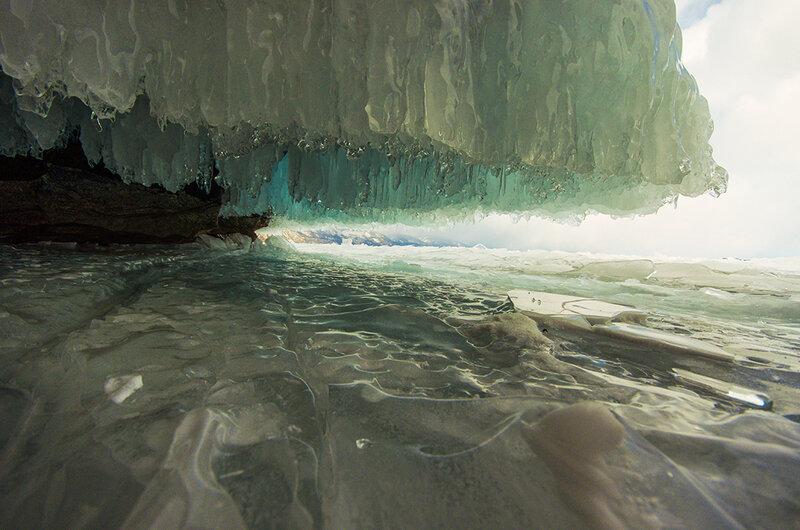 Удивительный лёд