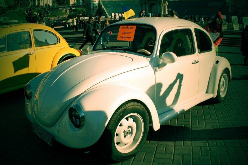 День автомобилиста и дорожника 2014 в Киеве