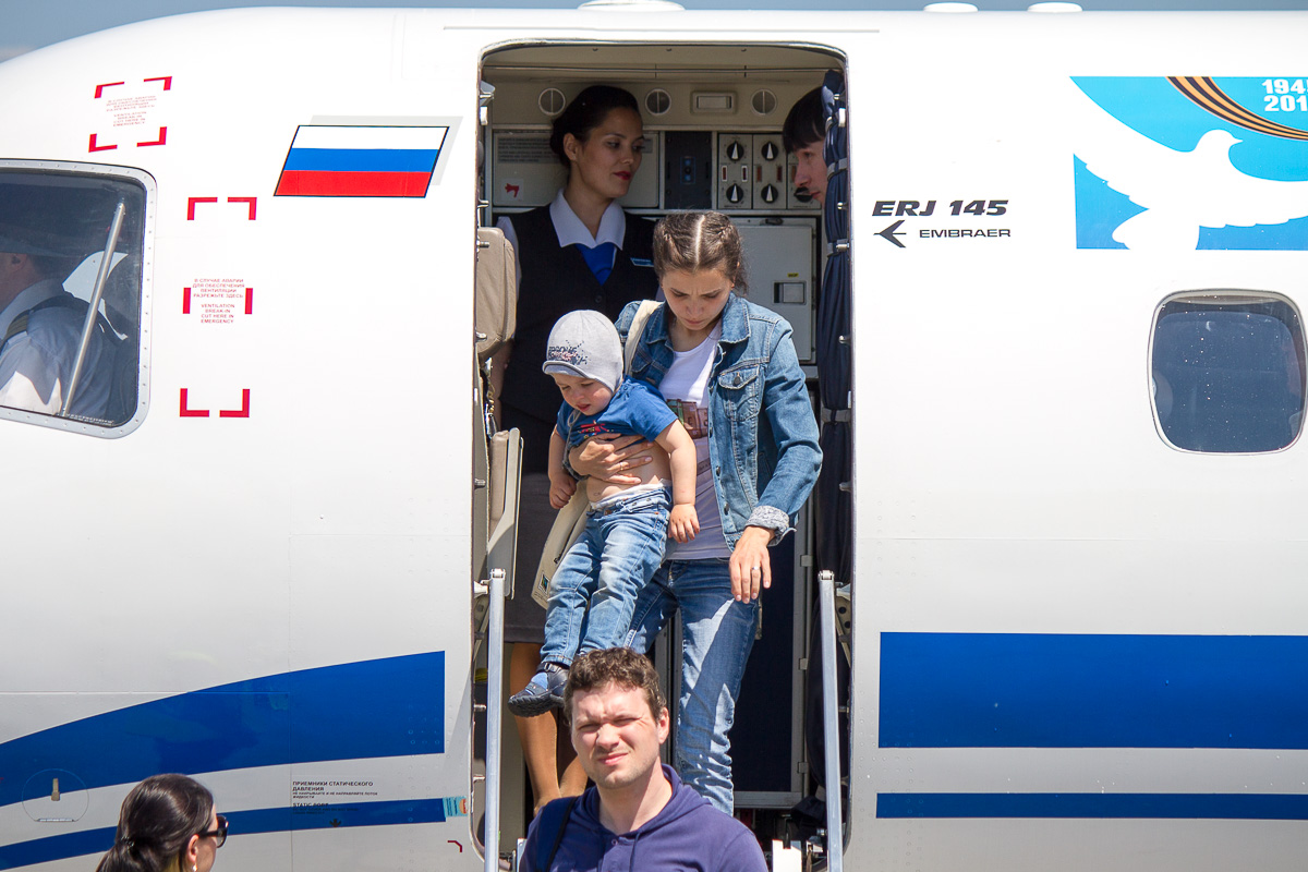 Первый рейс из Питера 10