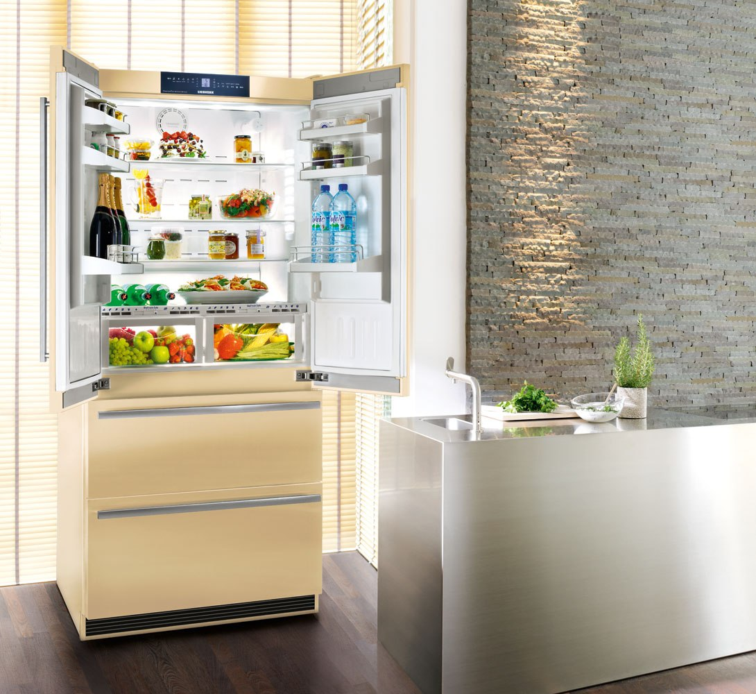 Дизайн холодильников Либхерр - Немецкий дизайн