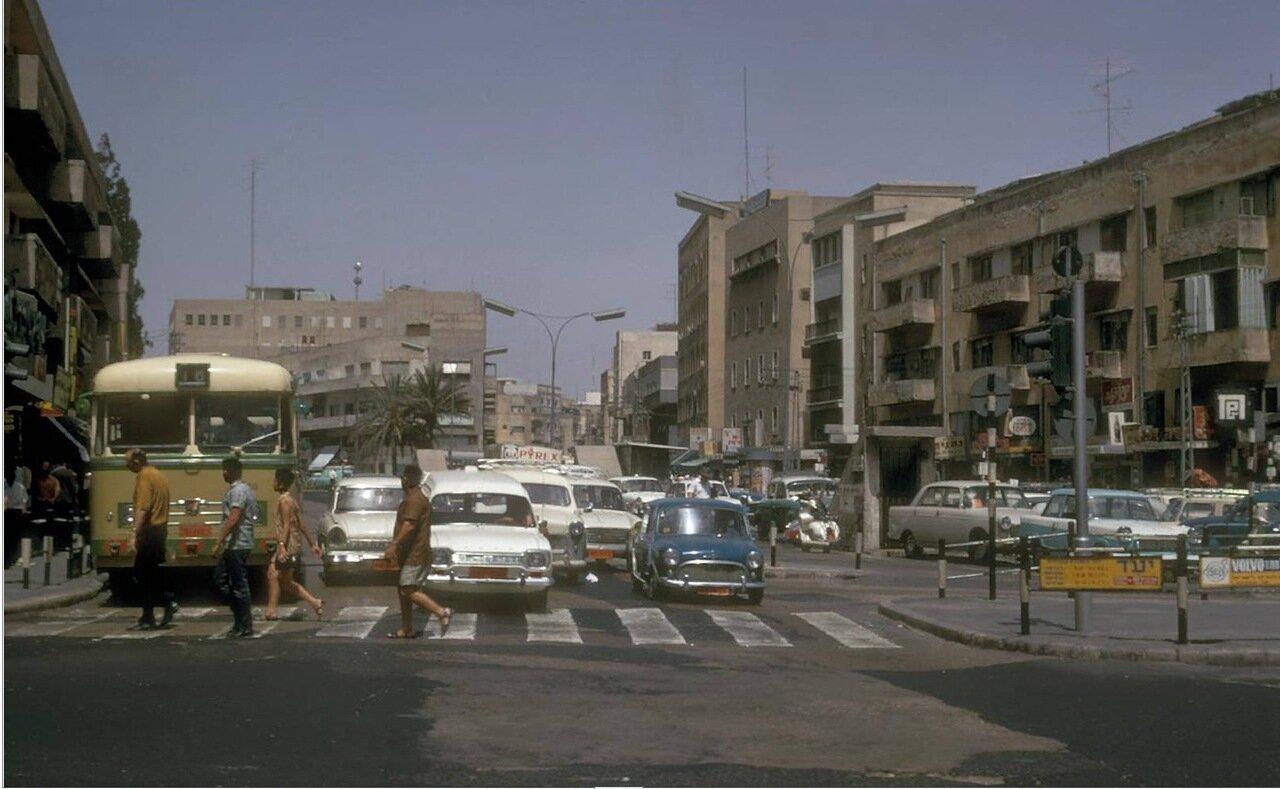 23. Улица Иегуды Халеви
