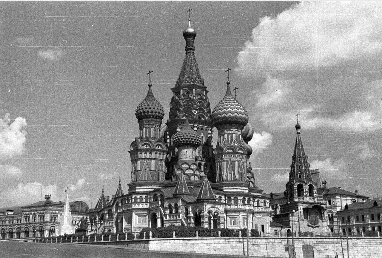 49. Собор Василия Блаженного