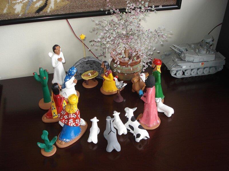 Рождествеский вертеп
