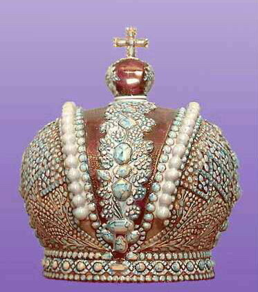 корона Российской империи)))