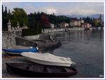 Лодки в Тремедзо, Италия