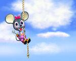 Мышка Мия