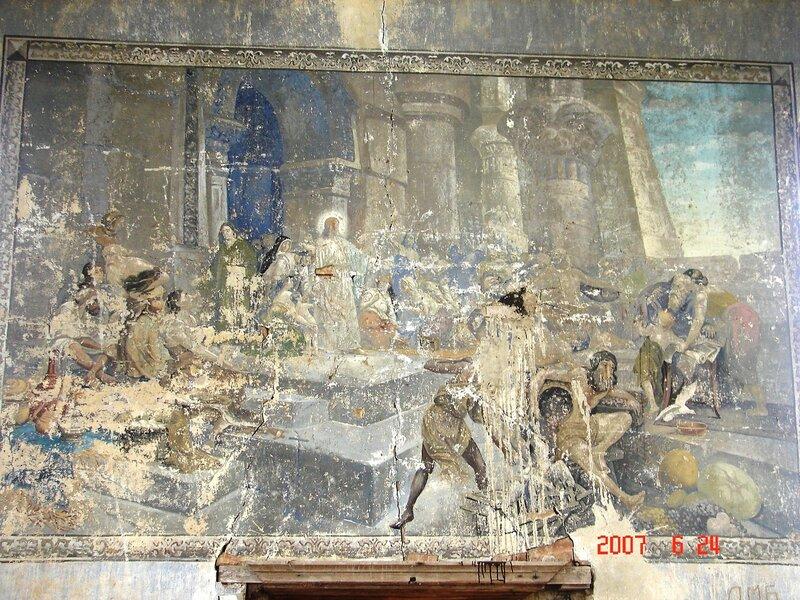 Храм св. вмч. Екатерины с. Тугустемир Тюльганского р-на Оренбургской области