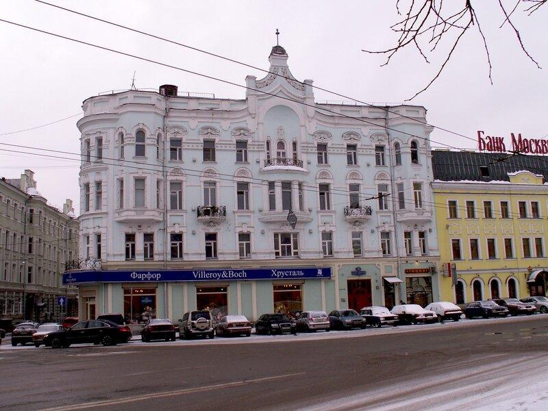 Б.Никитская, дом 31