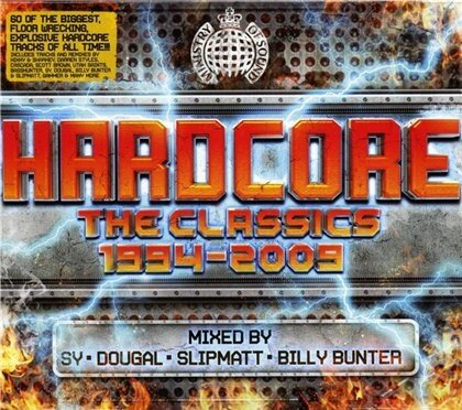 MOS: Hardcore The Classics 1994-2009 3CD (2008)