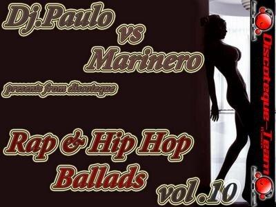 Rap & Hip Hop Ballads vol.10 (2008)