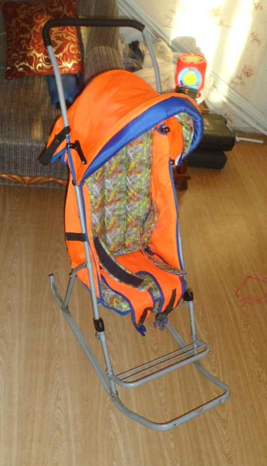 перешить чехлы на санках-коляске