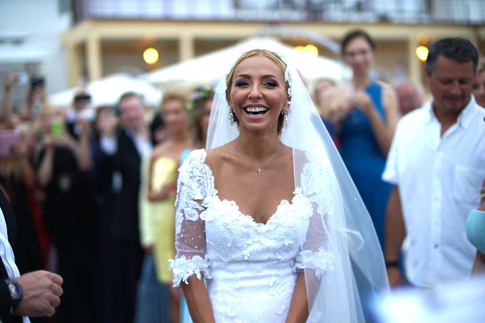 свадьба Навки и Пескова