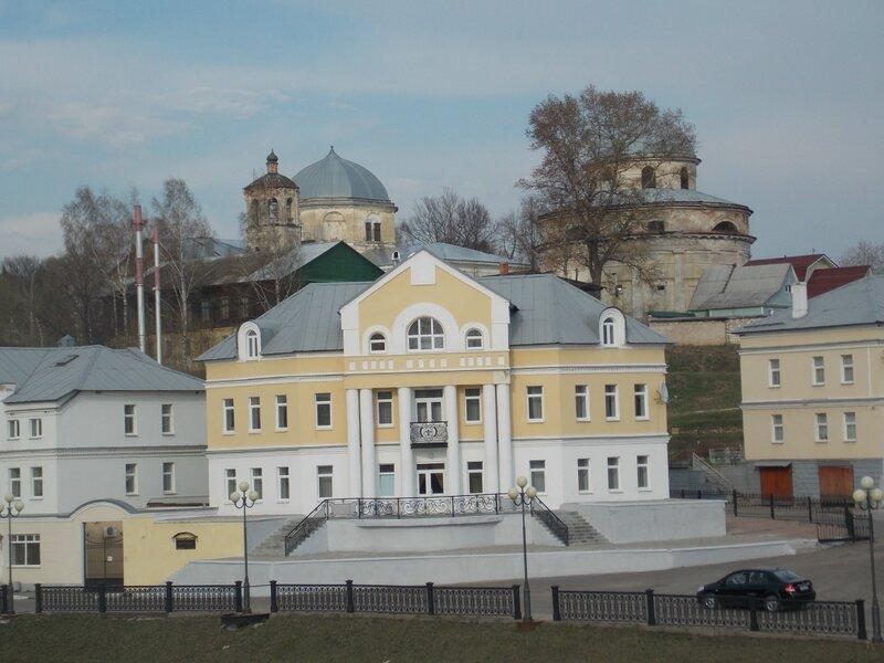 ансамбль Тверецкой набережной