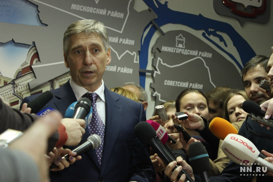 Генпрокуратура отказала ввозбуждении дела против главы города Нижнего Новгорода