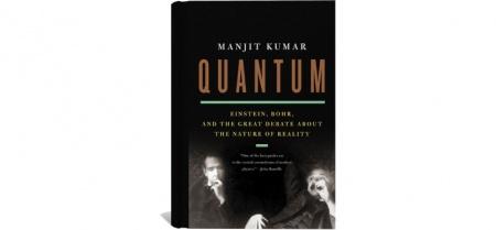 Книга Английский журналист Манжит Кумар в своей книге «Quantum. Einstein, Bohr and the Great Debate About The Nature Of Reality» расс