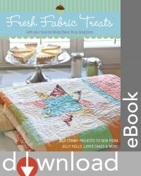 Книга Fresh Fabric Treats: 16 Yummy Projects to Sew from Jelly Rolls, Layer Cakes & More