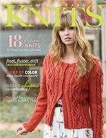 Журнал Interweave Knits Spring 2013