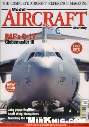 Журнал Model Aircraft Monthly 2004-12
