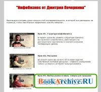 Книга Видеоурок  «Инфобизнес от Дмитрия Печеркина» (2012).