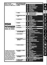 Книга Nissan Pathfinder model R51 Series. Electronic Service Manual.