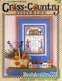 Журнал Cross Country Stitching №2 1989.
