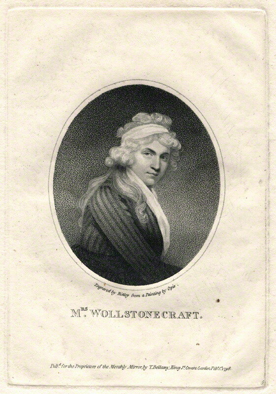 the contrasting views of john locke and mary wollstonecraft on the ubi A comparison of locke and wollstonecraft locke and wollstonecraft are often invoked today in favor of dominant liberal ideals of human rights and equality but both these authors base their modern-sounding sentiments on a basis that we should find unacceptable today.