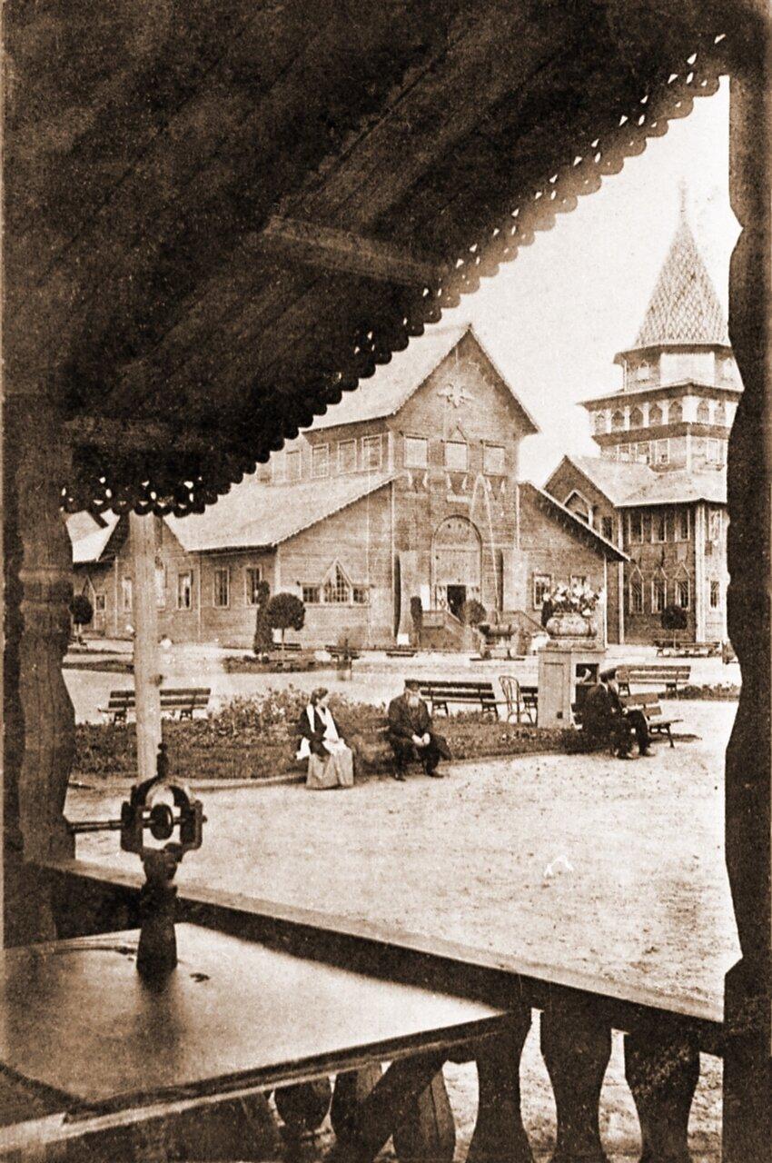 Выставка посвящённая 300 летию дома Романовых
