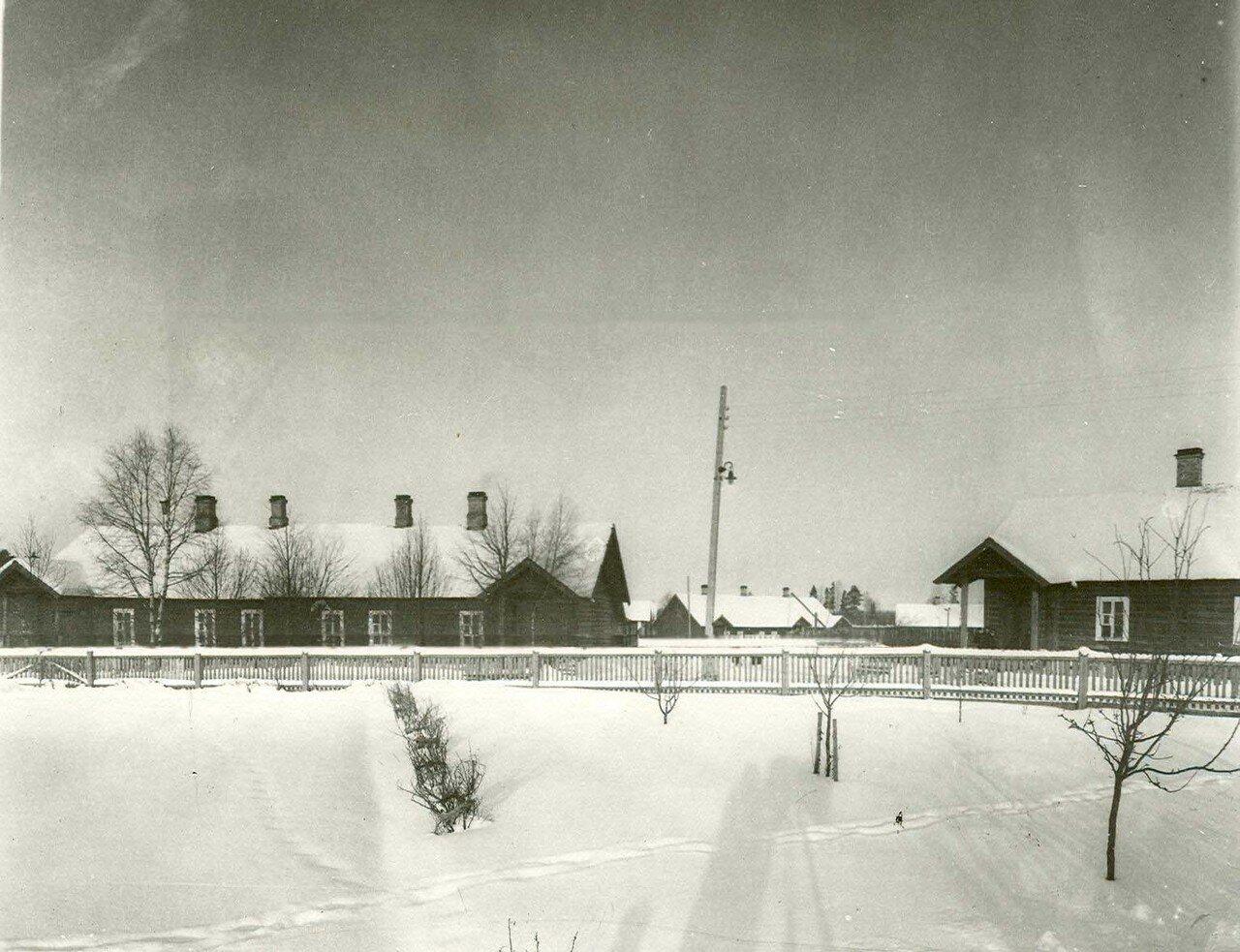18. Заводские дома