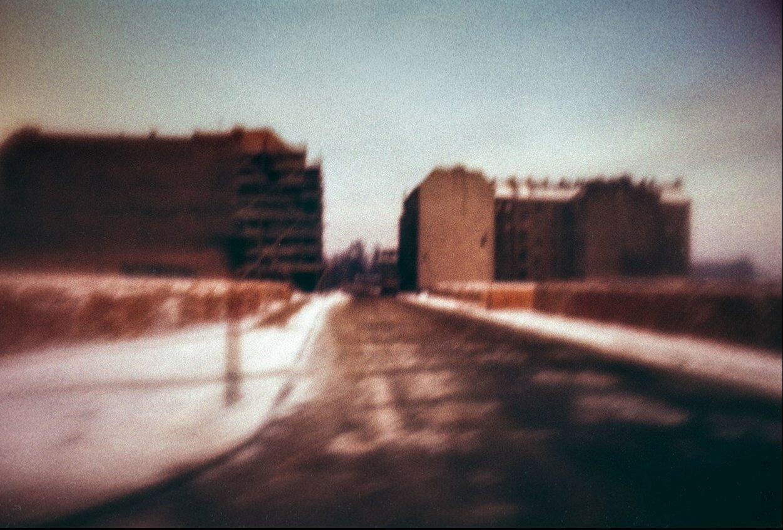 02. Зима, 1956