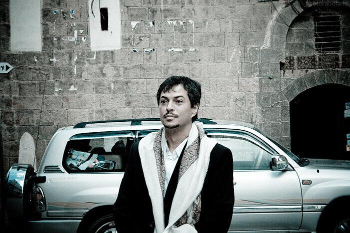 Йеменский гид Wael