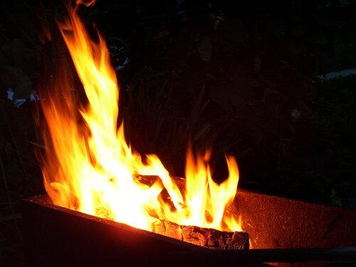 Огонь*