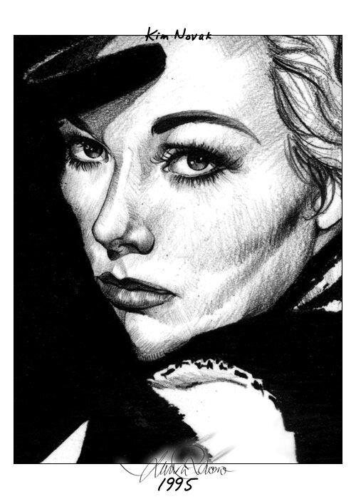Рисунки знаменитостей от Лауры Рацеро
