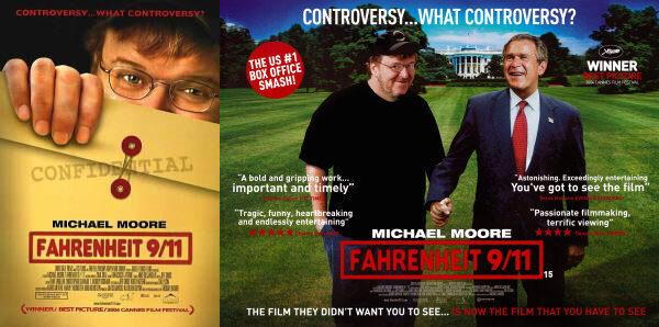 fahrenheit 9 11 Fahrenheit 9/11 - film konusu: fahrenheit 9/11 (2004) belgeselini hd 1080p türkçe altyazılı izle sinema dünyasında imza attığı her işle tartışma konusu olan yönetmen micheal moore, derin ve.