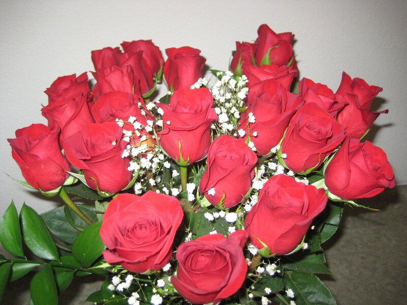 букет роз фотографии дома в вазе