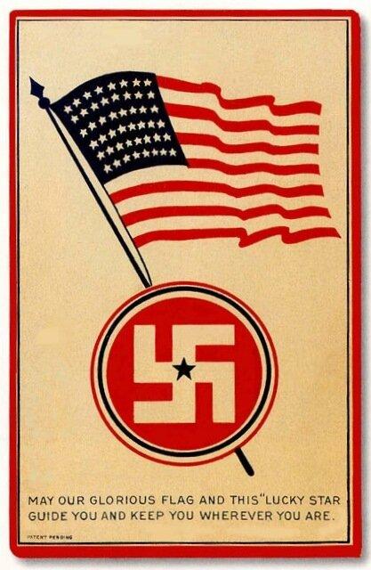 Американская открытка