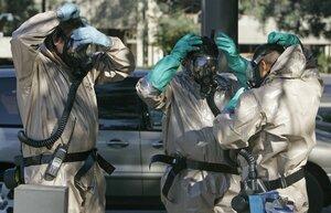 Чиновники США получили посылки с опасным веществом