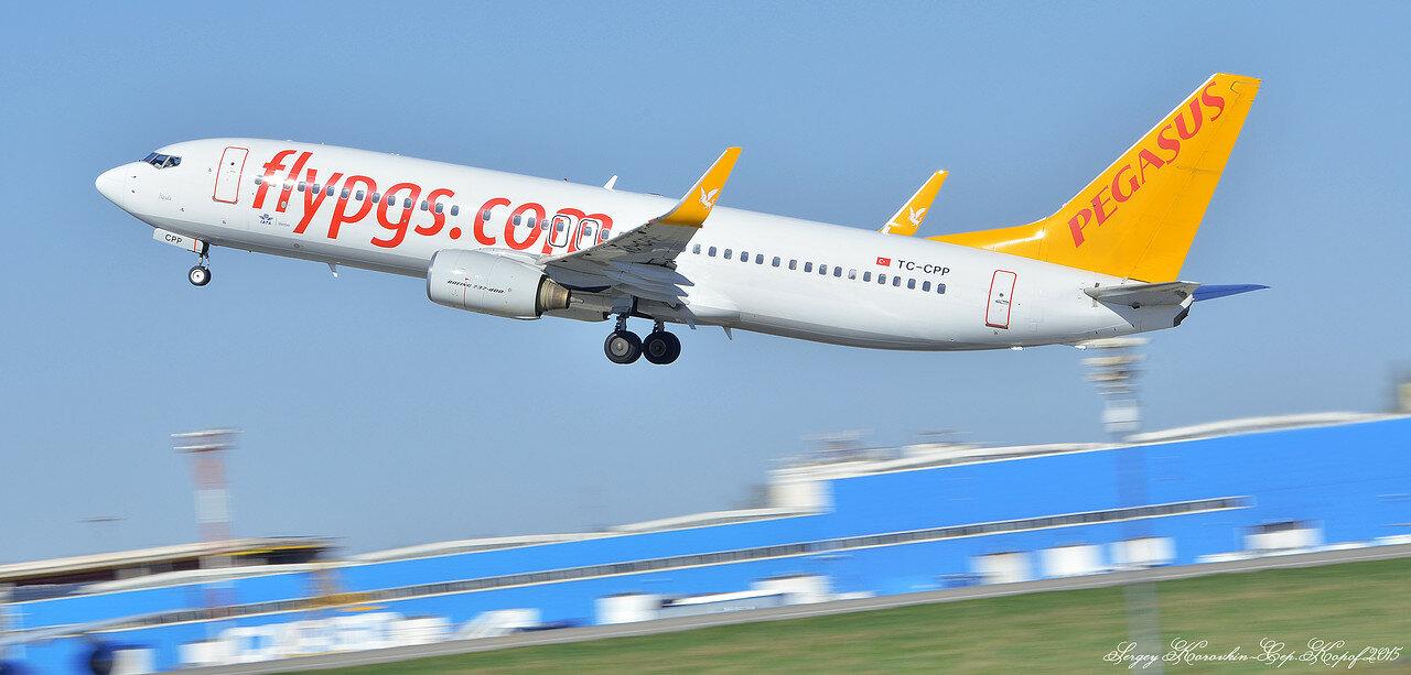 Boeing 737-804 Pegasus Airlines TC-CPP.JPG