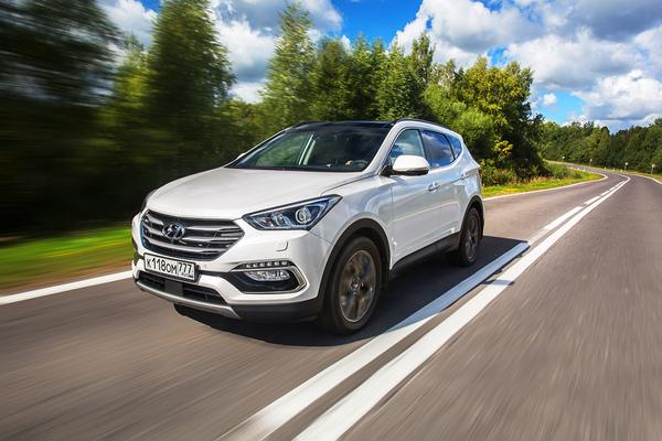 В Hyundai озвучили стоимость обновленного Santa Fe