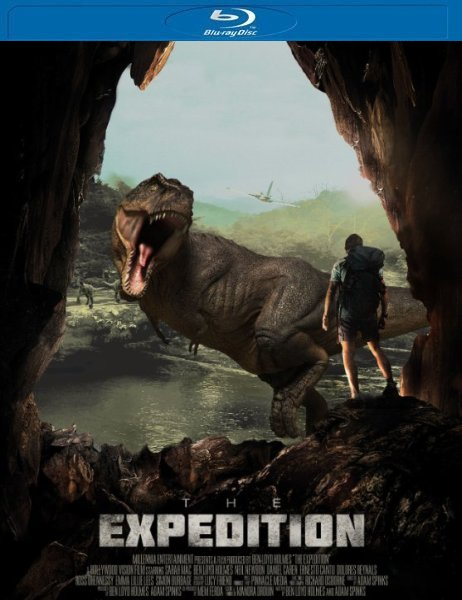 Экспедиция / Extinction (2014) BDRip/720p + HDRip