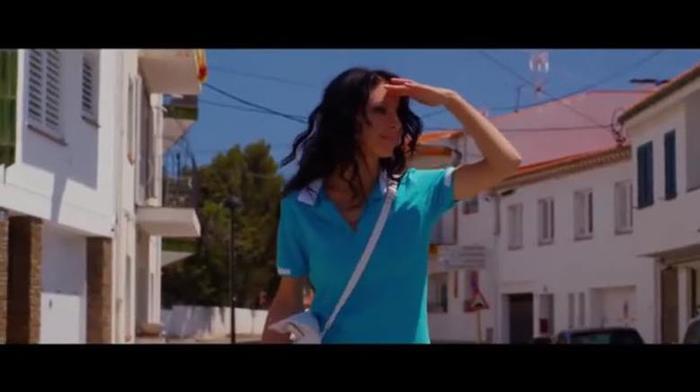 Красивые кадры из клипа Мохито «На радио»