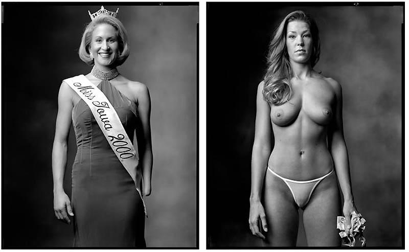 2. Победительница конкурса красоты / Стриптизерша, 2000/2002 гг.