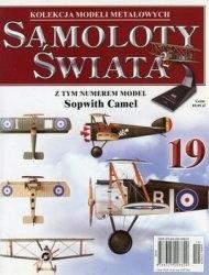 Книга Sopwith Camel (Samoloty Swiata №19)