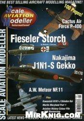 Журнал Scale Aviation Modeller International Vol.7 Iss.8 - 2001