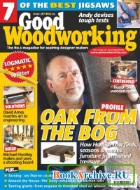 Журнал Good Woodworking №287 (December 2014)
