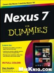 Книга Nexus 7 For Dummies
