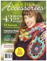Журнал Interweave Crochet accessories 2010 jpg  53,66Мб