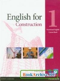 Книга English for Construction. Level 1 (аудиокнига).