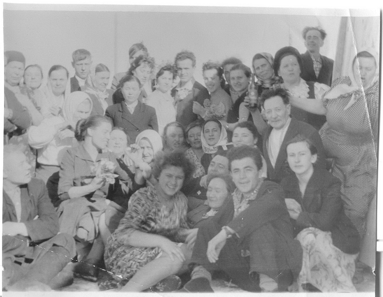 1960-е. Свадьба